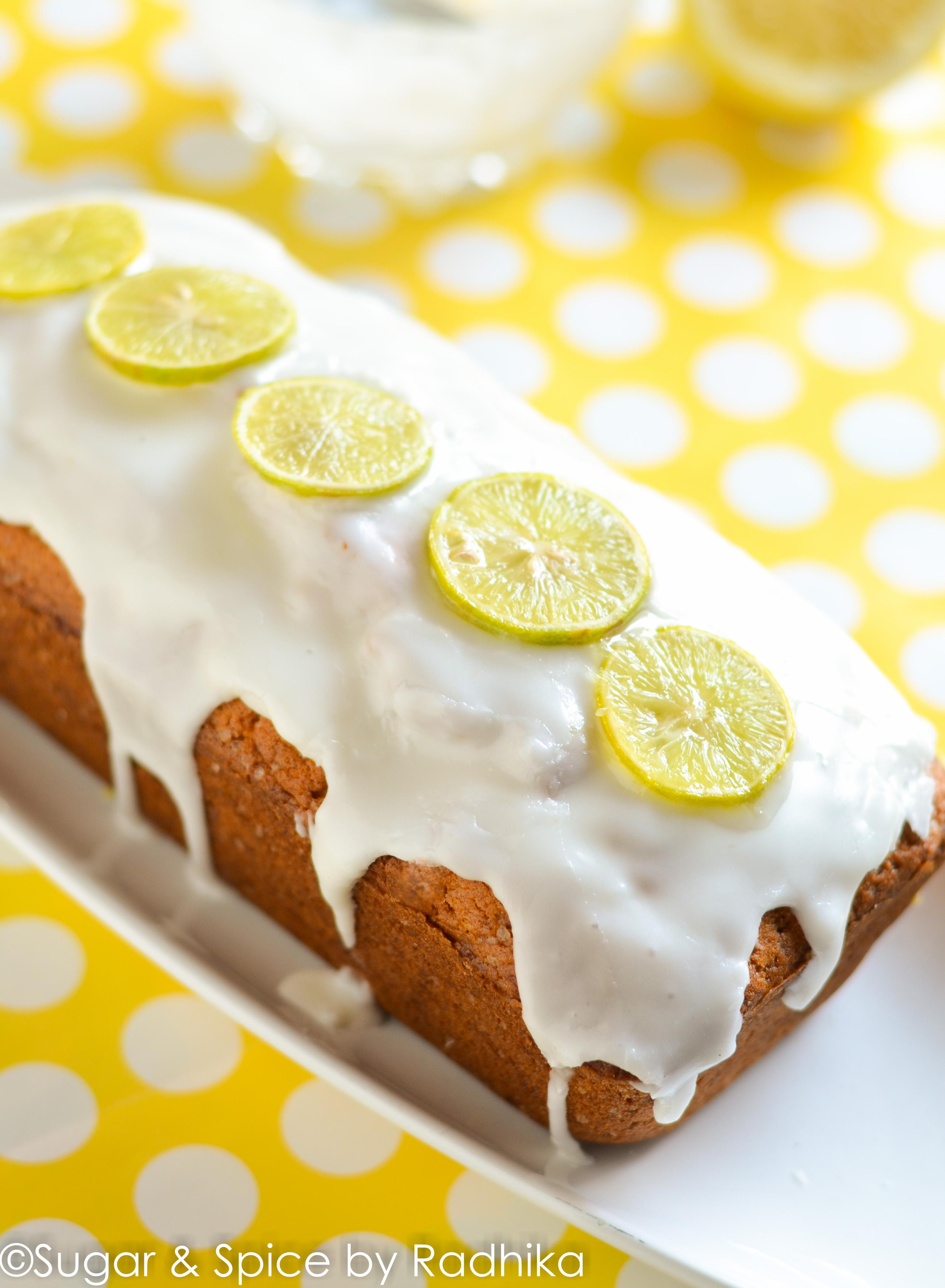 Lemon Loaf Cake