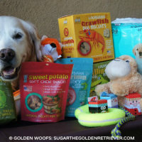 think!dog Alligator Dog Treats & Products Giveaway