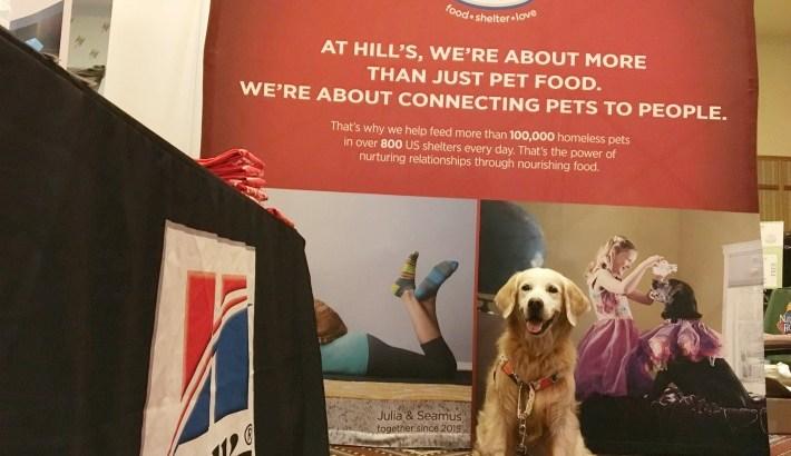Hill's Pet #PetPrepared at 2016 #BlogPaws
