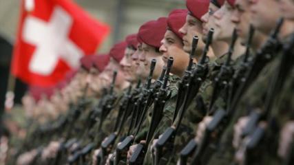 Soldat de l'armée Suisse