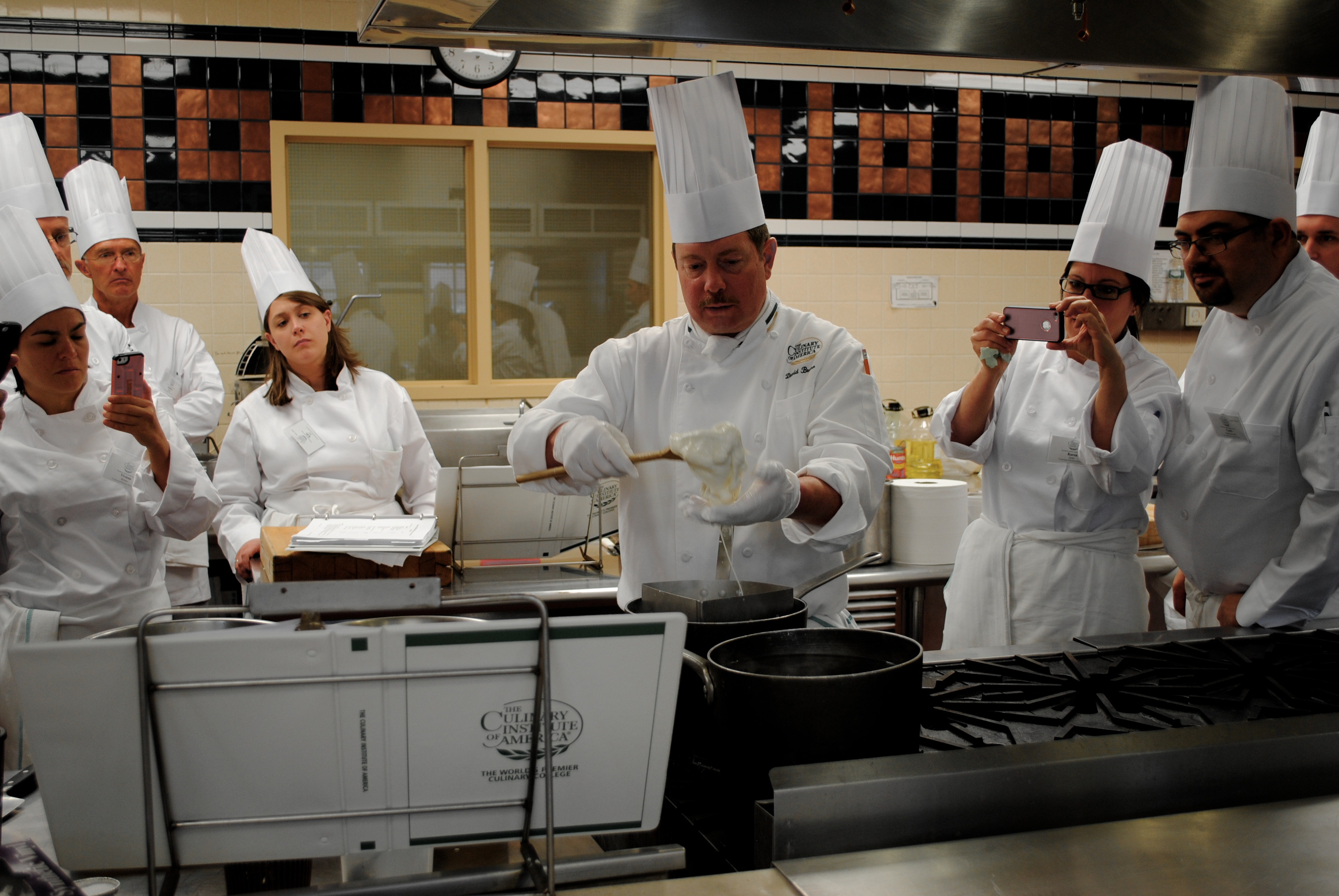 The Culinary Institute of America: Lessons on Cooking and Life | The ...
