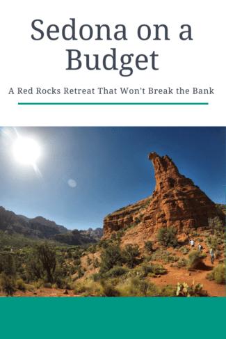 Sedona on a budget