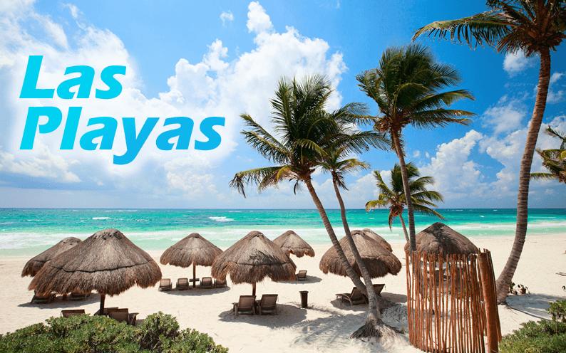 Las Mejores Playas de Cancún