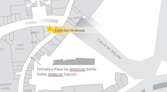 ubicacion cafe del profesor