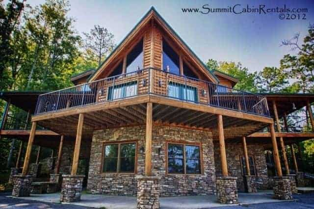 big bear lodge pigeon forge cabin rentals 800 547 0948