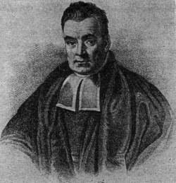 not Thomas Bayes