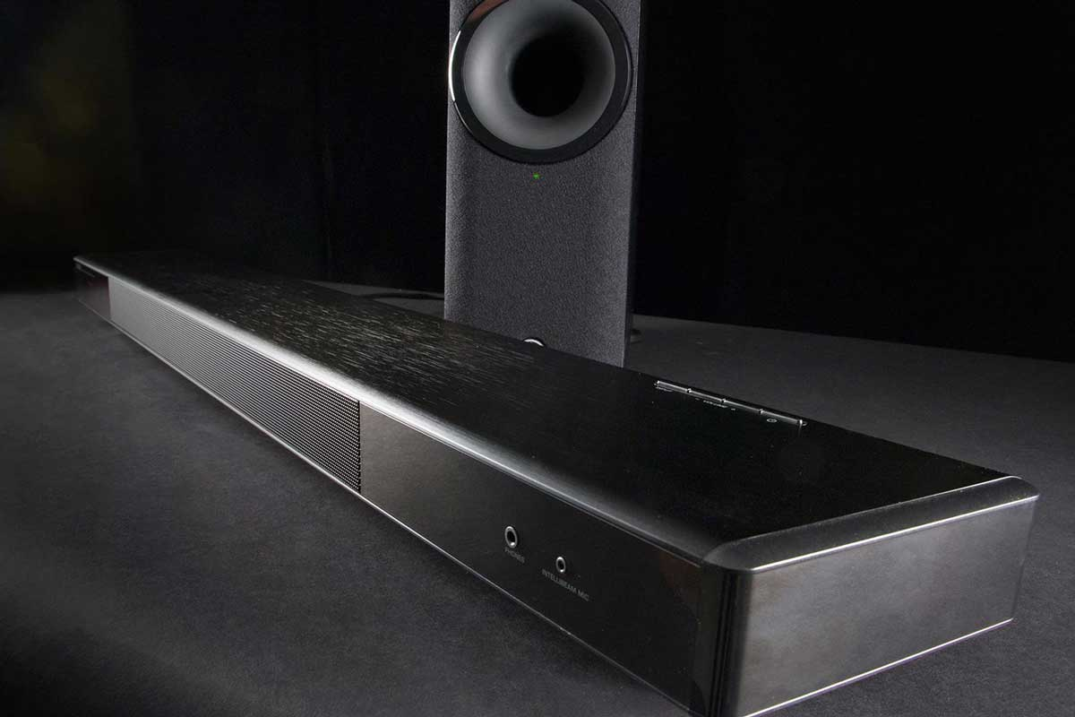Geek Review: Yamaha YSP-2500 soundbar