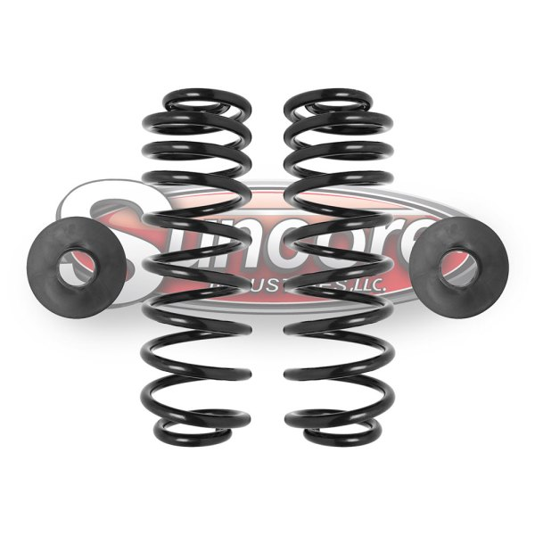 Suncore Industries   Air to Coil Spring Conversion Kit Rear Pair     Air to Coil Spring Conversion Kit Rear Pair   2WD Navigator   Expedition