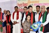 'নতুন প্রজন্মকে দেশপ্রেমিক হিসেবে গড়ে তুলতে হবে'