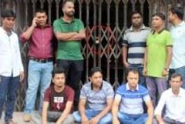 বিএনপির কার্যালয় সাবেক ছাত্রদল নেতাদের দখলে