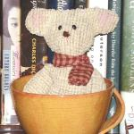 Mouse in a cup - Not for Sale