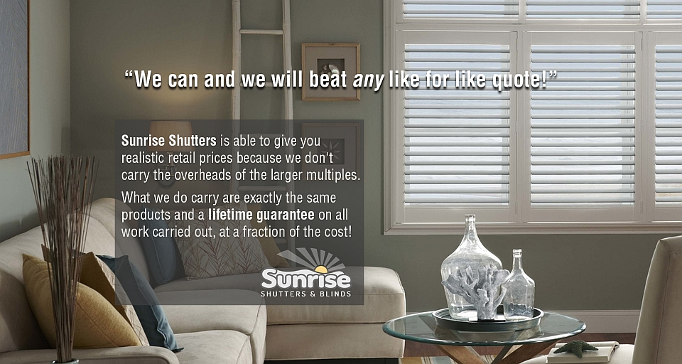 Fantastic offers on Plantation Shutters design and installation