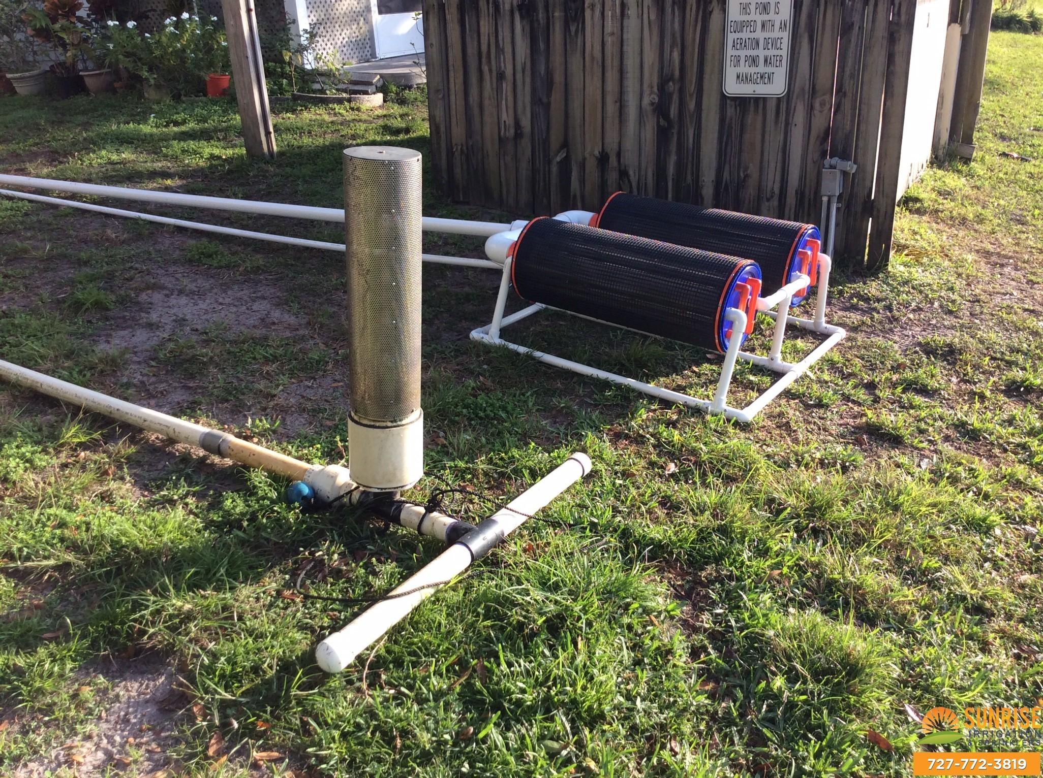 irrigation repair palm harbor