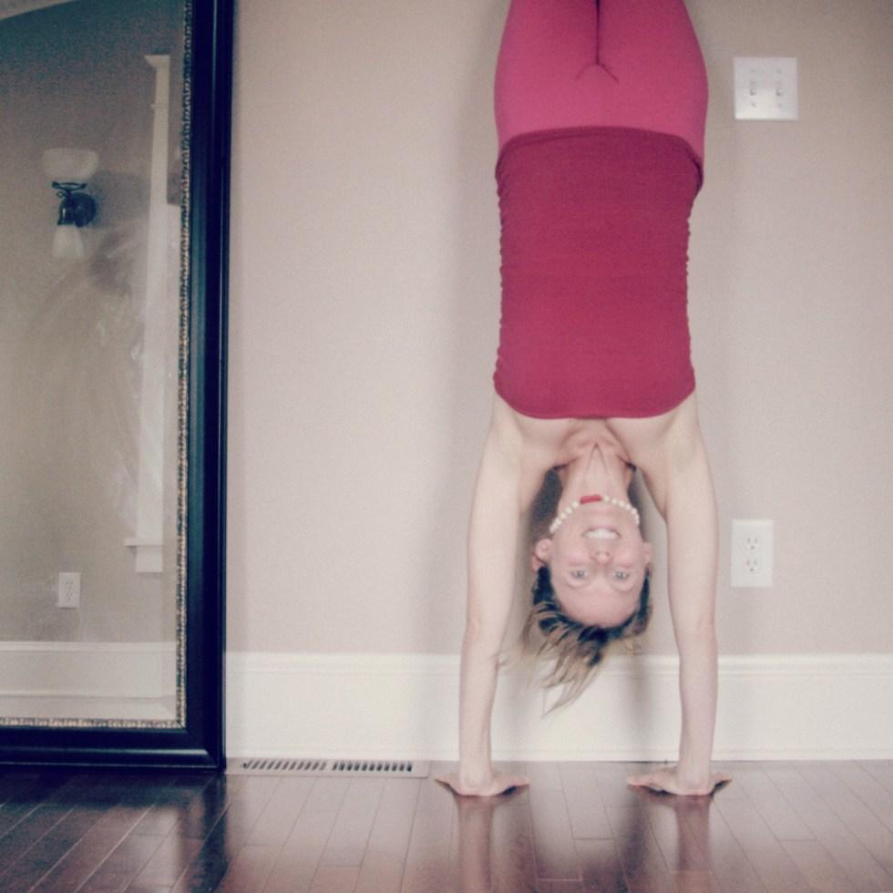Samadhi Rush// SUnrose Yoga // Free Online Yoga //handstand