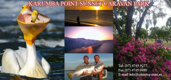 Karumba Point Sunset Caravan Park Tourist Attraction