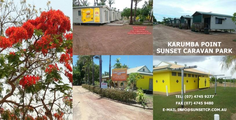 Karumba-point-Sunset-Caravan-Park-Cabins-Hotels-Birds-Online-Booking