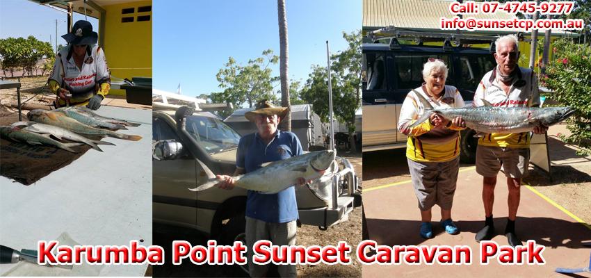 Karumba Point Sunset Caravan Park Holidays