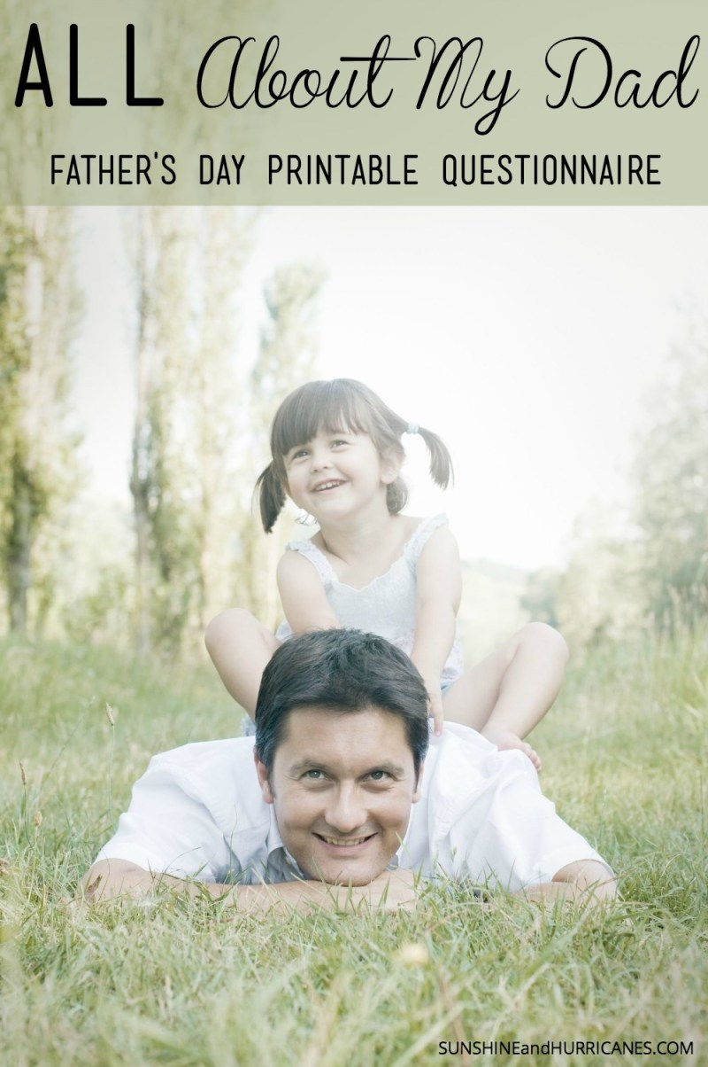 Large Of Fathers Day Questionnaire