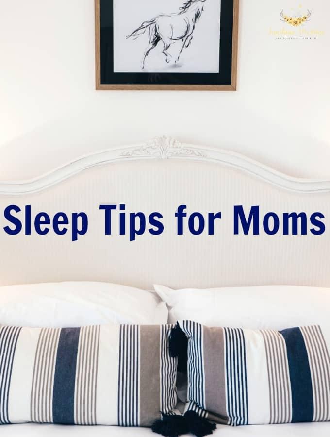 Sleep Tips for Moms