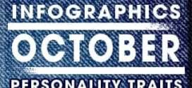 [Infographics] October Birthday Horoscope Personality