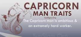Capricorn Man Traits