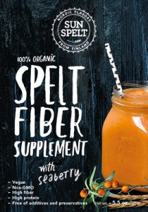 Fiber Supplement with Seaberry, Wild Bilberry or Original Flavor