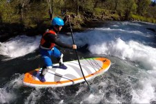 RIVER WALKERS – WHITE WATER SUP