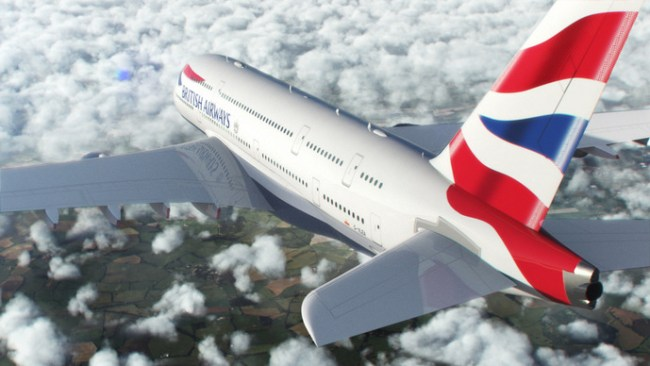 British Airways A380_Exterior 01_New Aircraft
