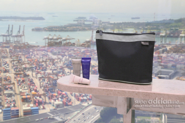 British Airways Club World Amenity Kits Before December 2013