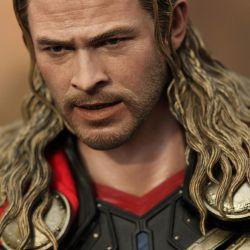 U 16 Hot Toys Mms224 Marvel Thor the Dark World Thor Masterpiece