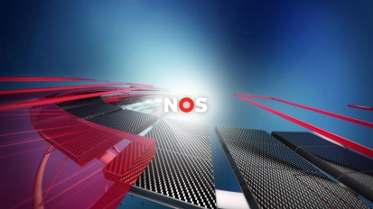 NOS Rebrand // Sport Graphics