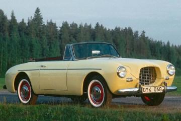 1956 Volvo P 1900 Sport