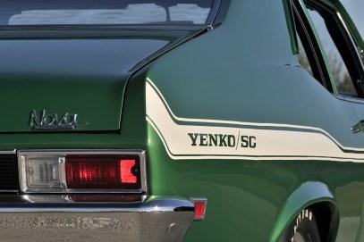 1969 Yenko Nova S/C