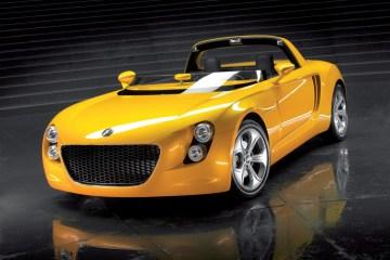2005 Volkswagen EcoRacer Concept