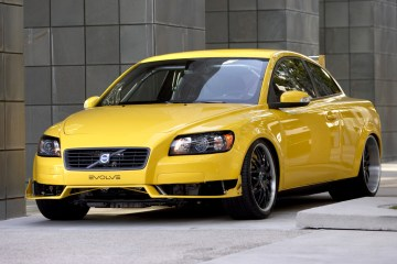 2006 Volvo Evolve C30