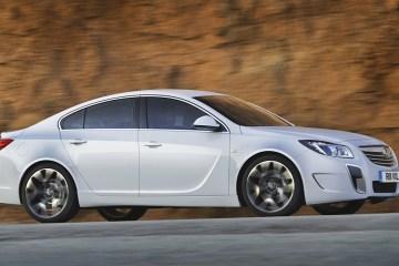 2009 Opel Insignia VXR