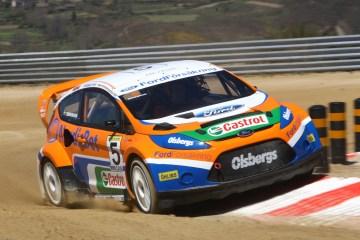 2010 Olsbergs MSE Fiesta MkVll