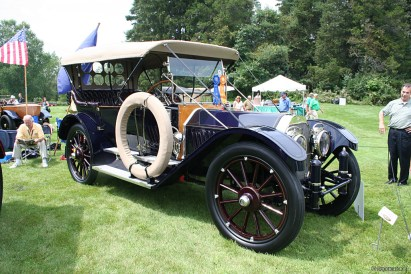 1910 Oldsmobile Limited