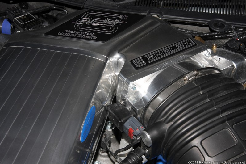 2011 Galpin Mustang Super Snake Wide-Body