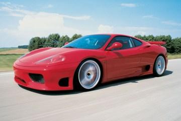 2003 Novitec Rosso F360 Supersport