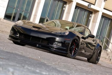 2008 Geiger Corvette Z06 Black Edition