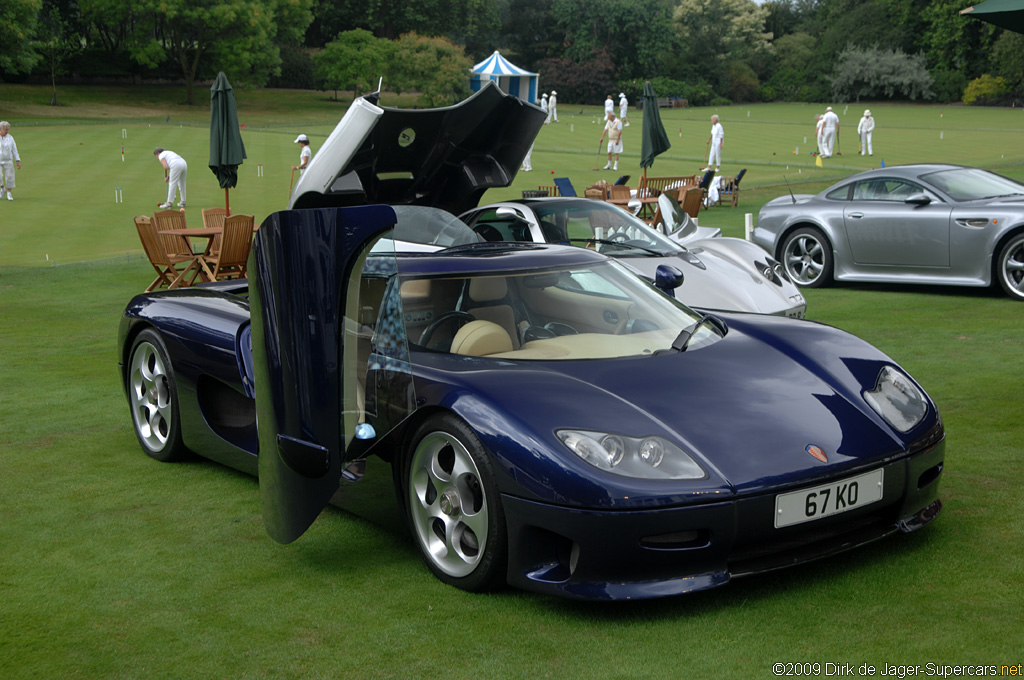 2002 Koenigsegg CC 8S