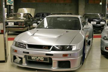 1996 NISMO Skyline GT-R LM Road Car