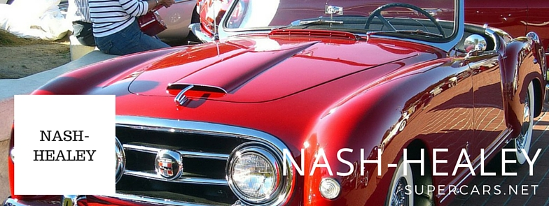 nash healey cars