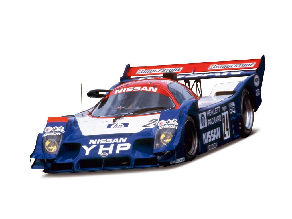 1992 Nissan R92CP