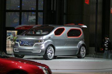 2007 New York Auto Show - 1