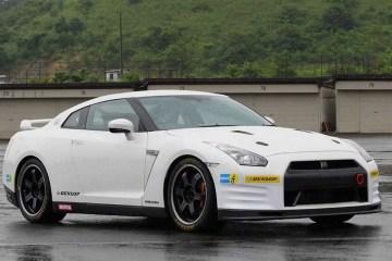 2011 Nissan GT-R Club Track Edition