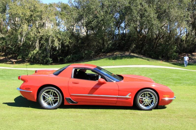 2003 AAT Corvette 1953/2003 Commemorative Edition