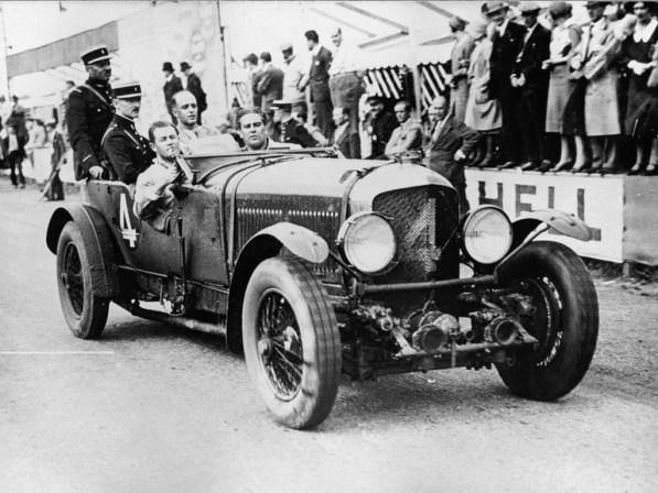 1929→1930 Bentley Speed 6 Works Racing Car