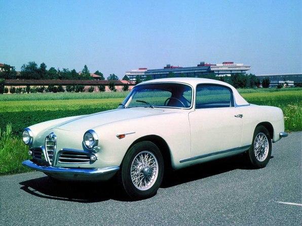 1953→1959 Alfa Romeo 1900 C Super Sprint